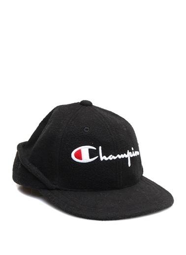Champion Şapka Siyah